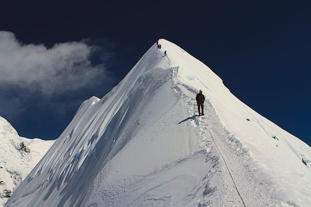 Island peak everest