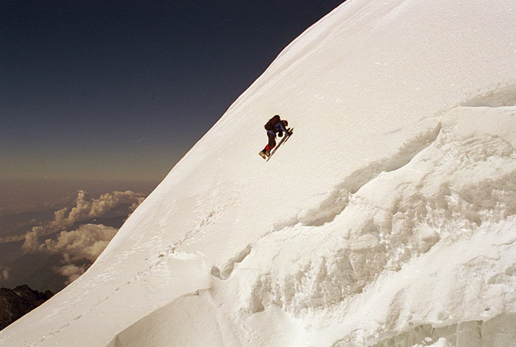 Mera peak climibing