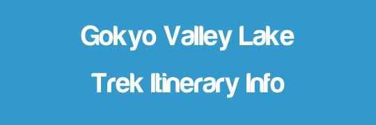 Gokyo-Valley-trek-Itinerary